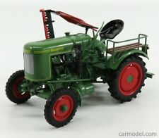 SCHUCO 450016100 SCALA 1/18 FENDT F20G DIESELROSS TRACTOR 1955 GREEN RED MODEL