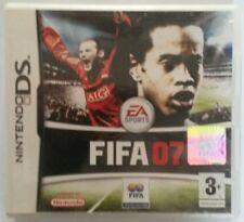 Jeu FIFA 07 NITENDO DS 3DS