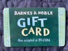 Barnes And Noble Gift Card 7% Discount For Sale