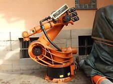 Roboter KUKA KR 60 P/2 Bj.2001 mit Schaltschrank und Bedienpult siehe Bilder