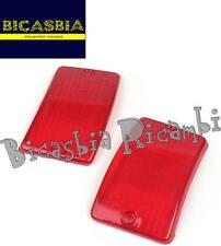 8650 - KIT GEMME ROSSE PER FRECCE POSTERIORI VESPA 50 125 PK XL N V RUSH FL FL2