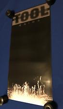 T vintage 1996 Tool Aenima LP PROMO POSTER UNUSED ORIGINAL Volcano MINT 12x24in