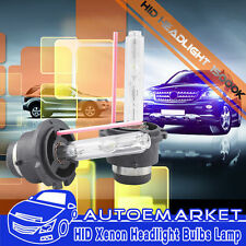 2x NEW Factory D2S Xenon HID Headlight to replace Car Front Lamp Bulbs 15000K
