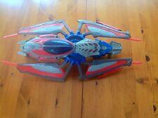 Spiderman Toy Figure - Spiderman Gunship Weapon Water Pistol - RARE - GR8!!