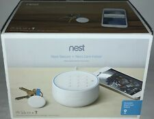 Nest Secure + Nest Cam Bec1400Us Indoor Alarm System Security Camera Brand New!