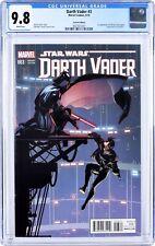 Marvel Star Wars Darth Vader #3 May 2015 CGC 9.8 Variant Edition 1:25