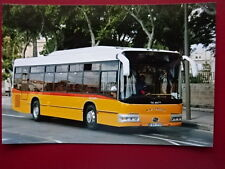 PHOTO  MALTA BUS TAL WATT REG FBY 799 VALLETTA