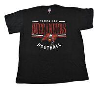 NFL Team Apparel Mens Tampa Bay Buccaneers Football Shirt New M, L, XL, 2XL