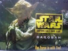 Star Wars CCG Dagobah BB Limited SINGLES 2nd TIER Select Choose Your Card SWCCG