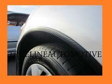 Carbon Fiber Wheel Well Bumper Fender Molding Trim For Volkswagen Models