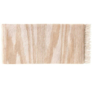 Missoni Home throw with fringes WRIGHT 481 striped