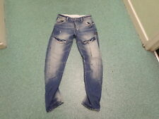 "Jack & Jones Dale Peng pck Twist Jeans W 30"" L 32"" Faded Medium Blue Mens Jeans"