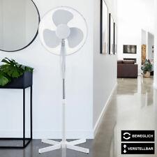 Estar de Pie Ventilador Interiores Enfriador Anti Mosquitos Alturas Ajustable