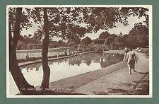 1930'S PC THE WARD PARK, BANGOR, COUNTY DOWN
