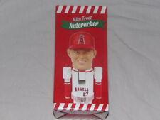 MLB LA Angels Mike Trout #27 Nutcracker Christmas in June SGA 6/22/18 NIB