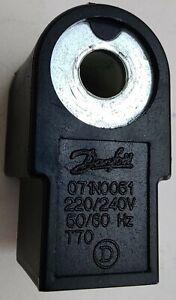 Danfoss Magnetspule 071N0051 T70 220/240 V 50/60 Hz