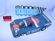 SCALEXTRIC SRS EXIN 9008 PORSCHE 962-C #5 REPSOL PAREJA    EXCELENTE  CONDICION