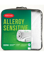 Tontine ALLERGY SENSITIVE Doona Duvet Quilt Single Double Queen King Size NEW