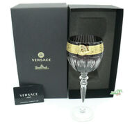 Versace Gala Prestige Purple-Medusa Rotwein Glas/ Red wine glass by Rosenthal