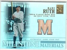 Carte collezionabili baseball 2002 singoli