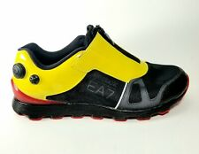 Rare Reebok Emporio Armani EA7 The Pump Running Shoes Mens USA Sz9 EUC