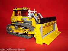 LEGO SYSTEM CITY REF 7685 / BULLDOZER / JOUET