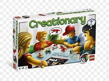 LEGO CREATIONARY Building Game 3844 in pensione Set 2009-Nuovo con confezione