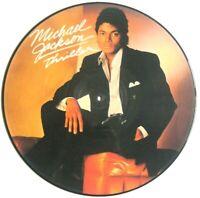 EX/EX MICHAEL JACKSON THRILLER ORIGINAL UK VINYL ALBUM LP