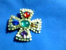 5  PENDANTS   FOR YOUR SWEATERS, SCARFS, WRAPS PENDANTS, ONE PRICe-BEAUTIFUL