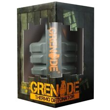 GRENADE Thermo Detonator Fat Burner + Raspberry Ketones, FORSKOLIN 100 capsules