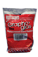 Grapho-Glas  Fiberglass  Stove Gasket  84 in. 1/4 in. to 5/16 in. W