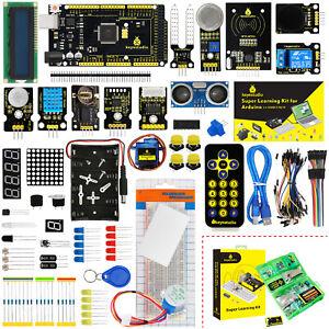 KEYESTUDIO Programming Electonic Kit for Arduino Starter Kit +Tutorial Diy STEM