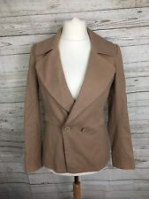 Women's REISS Blazer/Jacket - Medium UK12 - Beige - Great Condition