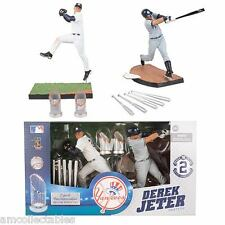 McFarlane-MLB ny yankees-derek jeter Commemorative Box-personaje figure OVP