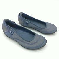 Teva 1003976 Niyama Grey Pink Mary Jane Flats Shoes Loafers Espadrilles Size 8