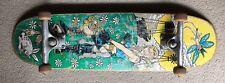 Steve Caballero Powell Tank Girl Skateboard Complete (Venture) Bones Brigade