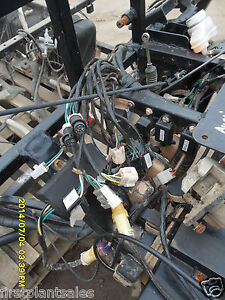 JCB Groundhog Wiring Loom