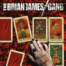 Brian James, Brian James Gang - Brian James Gang [New CD]