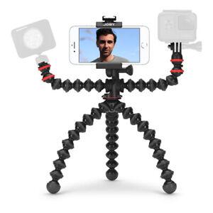 JOBY GorillaPod Mobile Rig - Pro Vlogging Rig for Phones - Houseparty Zoom