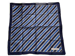 """Yves Saint Laurent  Pocket Square 16"""" Cotton"""