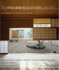 The Modern Japanese Garden, Nose, Michiko Rico   Hardcover Book   Acceptable   9