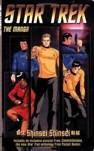 Star Trek: the manga Volume 1: Shinsei/Shinsei, Chris Dows, Jim Alexander, Joshu