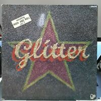 Vinyl LP 33T Gatefold-Gary Glitter-Glitter-1972 FR PRESS- Bell Records–2308 048