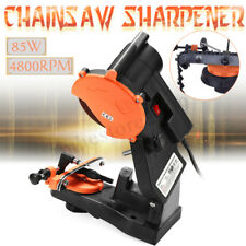Electric Bench Chainsaw Blade Saw Chain Sharpener Grinder Pure Copper Motor !