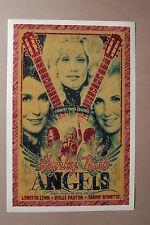 Dolly Parton Concert Tour Poster Honky Tonk