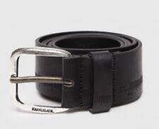 Diesel Men's B-RELUR Belt Black Size 90Cm