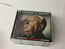 Essential Collection, Alfred Hitchcock, 823564617121 MINT - CD Soundtrack