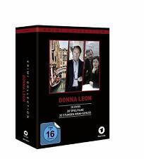 Donna Leon - Collection (alle Filme 1-20)[10 DVDs][NEU/OVP] Commissario Brunetti