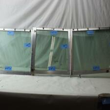 BOAT MARINE WATER BONNET TEMPERED HINGED WINDOW GLASS