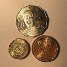 2017 New Coins UNC Set Mabo 50 Cent, Lest We Forget $2, Anzac $1 UNC!!